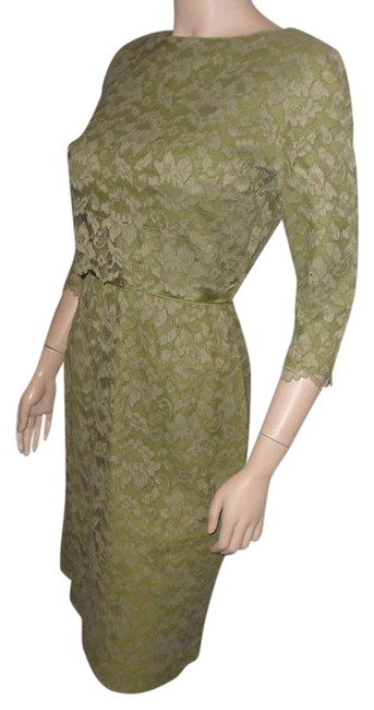 Preload https://img-static.tradesy.com/item/4407169/green-50s-60s-lace-knee-length-cocktail-dress-size-6-s-0-0-650-650.jpg