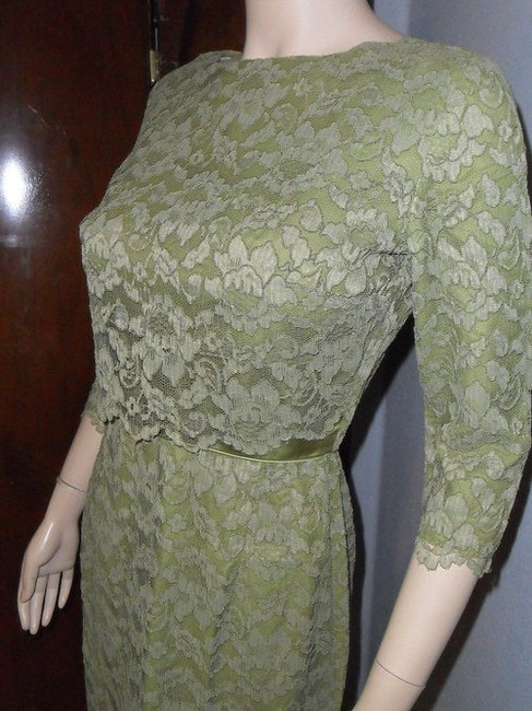 Other Vintage Vintage Lace Mad Men Pin Up Dress