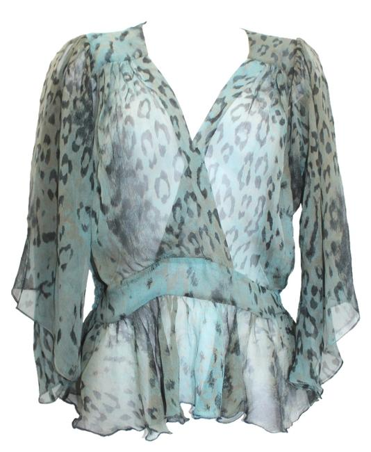 Preload https://item3.tradesy.com/images/animal-print-bluish-gray-sheer-silk-s-blouse-size-4-s-4407172-0-0.jpg?width=400&height=650