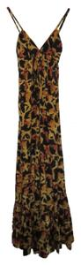 leopard Maxi Dress by Torn by Ronny Kobo Maxi Wedding