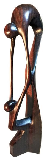 "Other ""Lift Another"" African Wood Carving [ SisterSoul Closet ]"