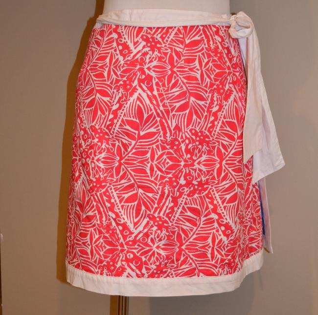 Lilly Pulitzer Skirt Blue, Pink and White