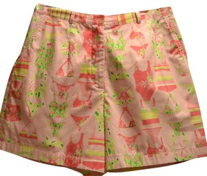 Lilly Pulitzer Dress Shorts Pink