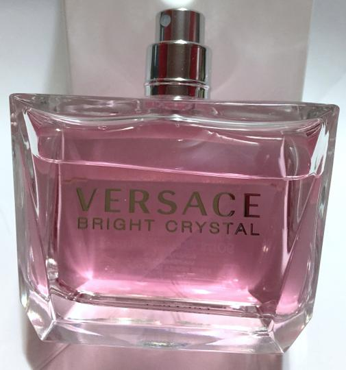 Versace New in Box - VERSACE - BRIGHT CRYSTAL - 3 oz / 90 ml - Eau de TOILETTE Perfume Spray