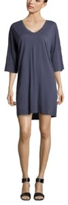 Joseph short dress Dark Blue Mini One-size on Tradesy