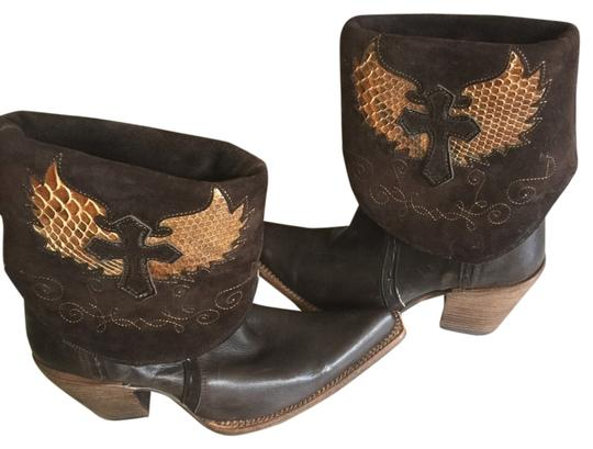 Preload https://item4.tradesy.com/images/corral-vintage-brown-with-light-brown-embroidered-accents-boots-4409113-0-0.jpg?width=440&height=440