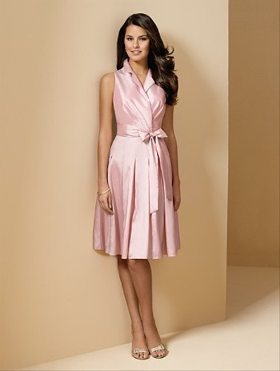Alfred Angelo Pink Style 6568 Dress