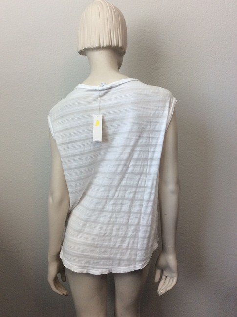 James Perse T Shirt White
