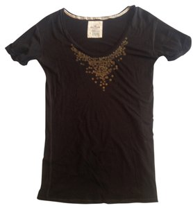 Hollister Top Brown