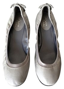 Cole Haan Comfortable Ballet Nike Air Grey Flats