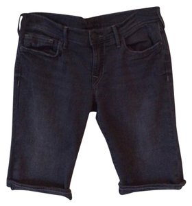 True Religion Bermuda Shorts Black