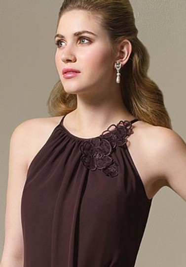 Alfred Angelo Chocolate Brown Style 7062 Dress