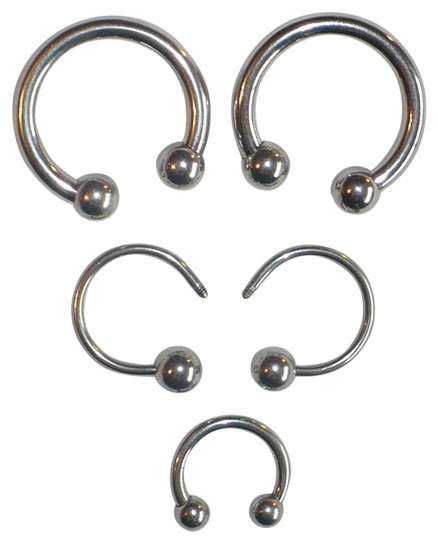 Other Circular Barbell x5 Various Sizes