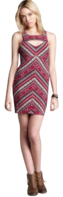 Free People short dress Tribal on Tradesy