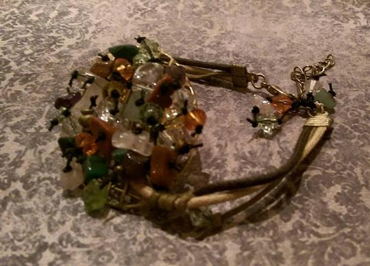 Other New Beaded Cluster Bracelet