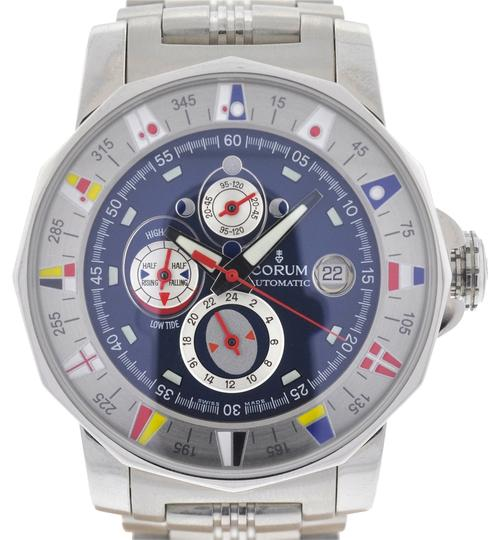 Corum Corum Admirals Cup 44 Stainless Steel Men's Watch 977.630.20