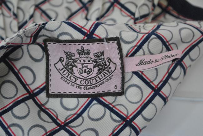 Juicy Couture Top BLUE RED WHITE