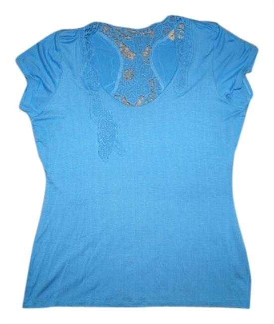 Preload https://item2.tradesy.com/images/other-blue-t-shirt-4412926-0-0.jpg?width=400&height=650