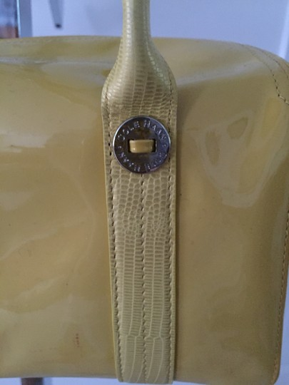 Cole Haan Satchel in Yellow