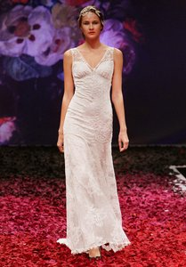 Claire Pettibone Iris Wedding Dress