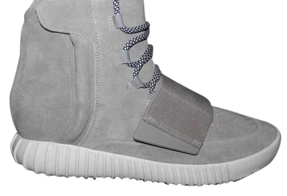 Christian Louboutin Grey Yeezy Boost Adidas Louis Vuitton Louis Vuitton  Gucci Kanye West Kanye West Nike Versace Sneakers Size US 7.5 70% off retail
