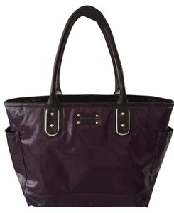 Kate Spade Tote in Eggplant purple