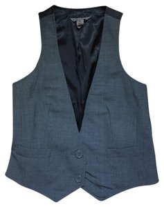 Bitten by Sarah Jessica Parker Wool New York Structured Color-blocking Vest