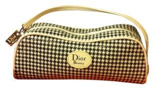 Dior DIOR BRAND NEW without tags Can Be Used as Clutch or Cosmetic Bag Metal Silver 'DIOR' Hangtag NEVER USED! PERFECT CONDITION! Retail $148