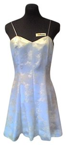 Edward Cromarty Art Design Studio short dress Natural Floral Pattern Silk Brocade Lingerie Sleepwear Silk on Tradesy