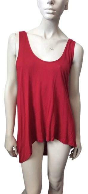 Item - Red Tank Top/Cami Size 4 (S)