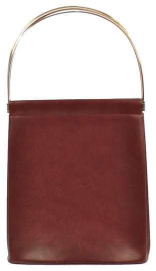 Preload https://img-static.tradesy.com/item/4414384/cartier-trinity-cage-rolling-rings-handbag-large-made-in-france-burgundy-leather-wristlet-0-0-540-540.jpg