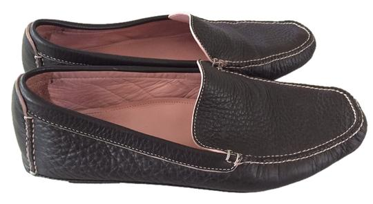 Cole Haan Driving Moc Loafer Brown Flats