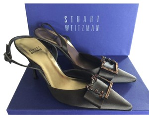 Stuart Weitzman Brown Bronze Formal
