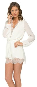 Homage Lace Romper Summer Clothes Dress