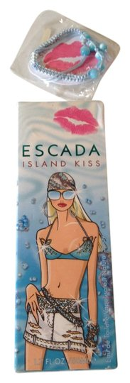 Preload https://item4.tradesy.com/images/escada-island-kiss-and-promotional-blue-bead-bracelet-with-kiss-tag-fragrance-4416943-0-0.jpg?width=440&height=440