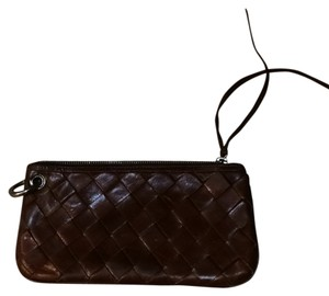Latico Brown Clutch