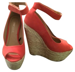 Love Culture Orange Wedges