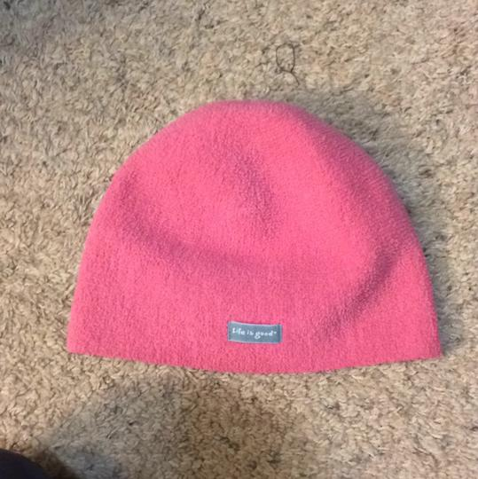 Life is Good Pink Life Is Goos Toboggan