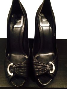 Dior Christian Stiletto Black Pumps