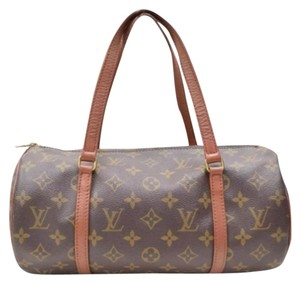 Louis Vuitton Satchel in Browb