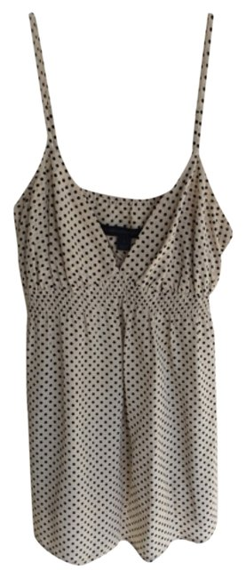 Preload https://item3.tradesy.com/images/express-dotted-tank-topcami-size-2-xs-4419442-0-0.jpg?width=400&height=650