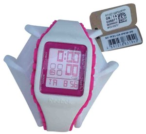 Reebok WOMENS REEBOK ATHLETIC WATCH RFW1G9PWIPPP WHITE/PINK