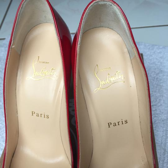 Christian Louboutin Pigalle Pigalle Pigalle Red Pumps