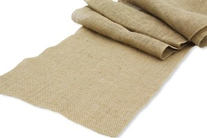 Tan/Burlap 2015 Tablecloth