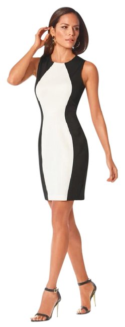 Preload https://item4.tradesy.com/images/boston-proper-colorblock-ponte-sheath-above-knee-night-out-dress-size-8-m-4422793-0-2.jpg?width=400&height=650