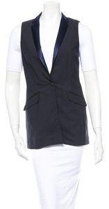 Rag & Bone Jacket Sheer Vest