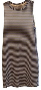 Lulu Townsend short dress Blue & white striped on Tradesy