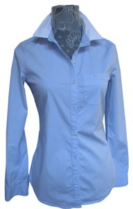 BP. Clothing Button Down Shirt light blue &