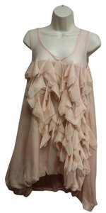 Romeo & Juliet Couture short dress Soft pink on Tradesy