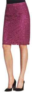 CAbi Skirt Fuschia